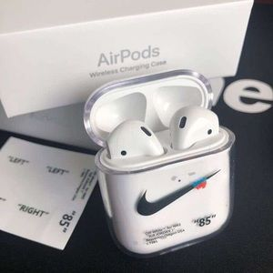Off white nike air pods